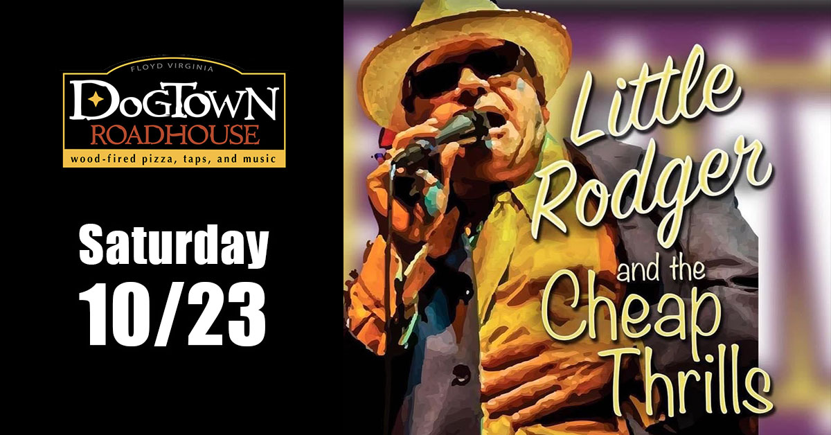 Music Road Co Trio Live Band at Dogtown Roadhouse